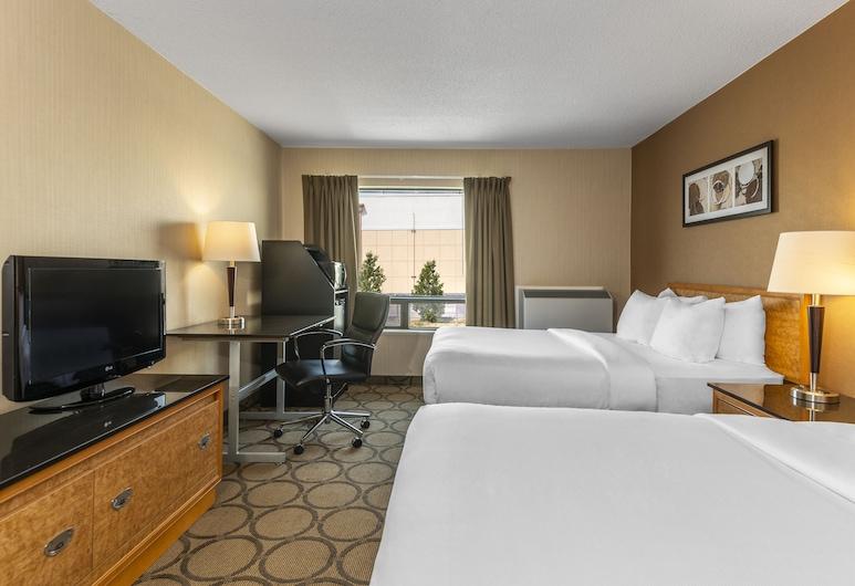 Comfort Inn Prince Albert, Prince Albert, Standard Room, 2 Queen Beds, Non Smoking (2nd Floor), Guest Room