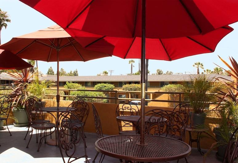 Green World Inn, San Diego, Terras