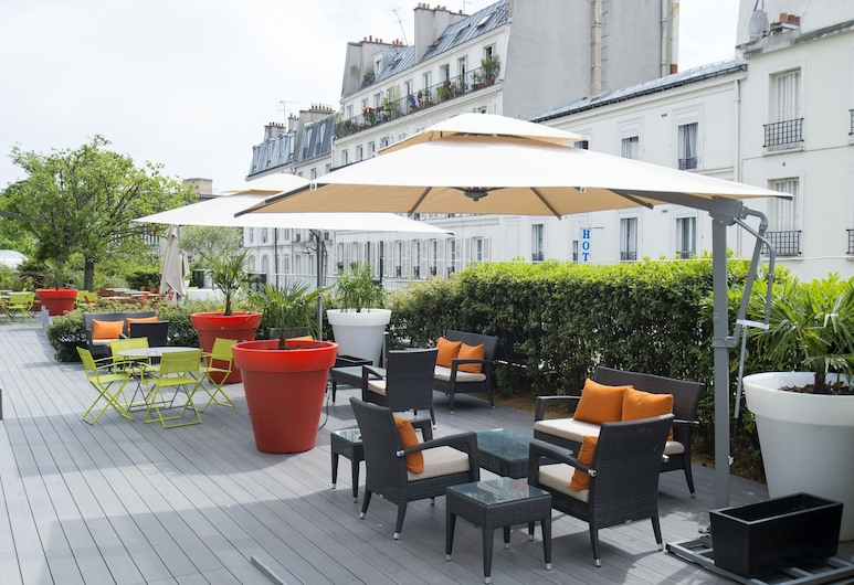 Mercure Paris Montmartre Sacré Coeur, Paris, Hotellbar