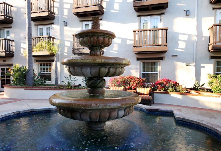 Fairfield Inn & Suites San Diego Old Town, San Diego, Binnenplaats