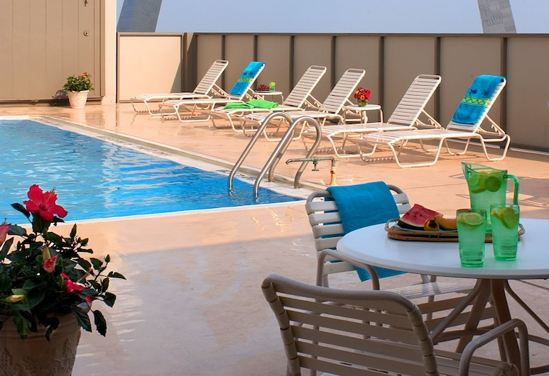 City Place St. Louis - Downtown Hotel, St. Louis, Piscina panoramica