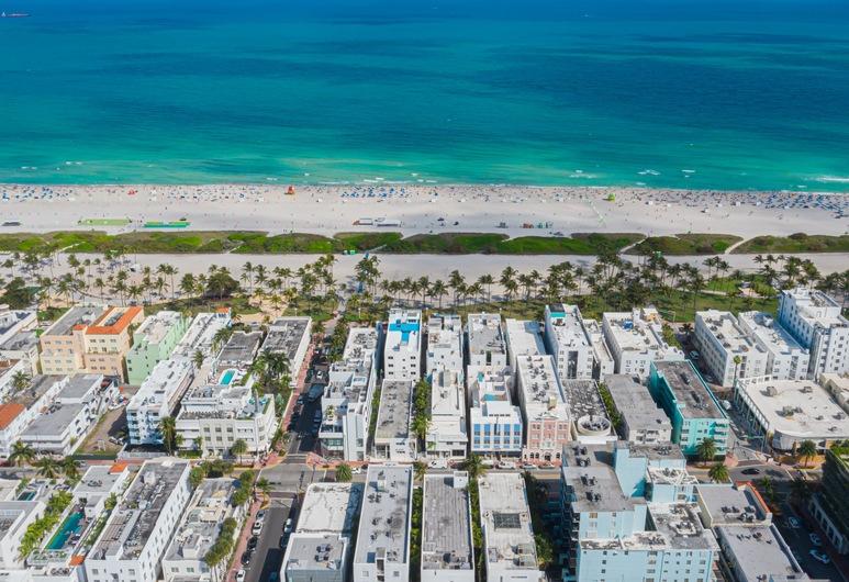 Boulevard Hotel, Miami Beach, Strand
