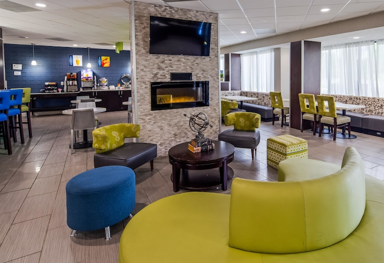 Best Western Plus Hanes Mall Hotel, Winston-Salem, Lobby