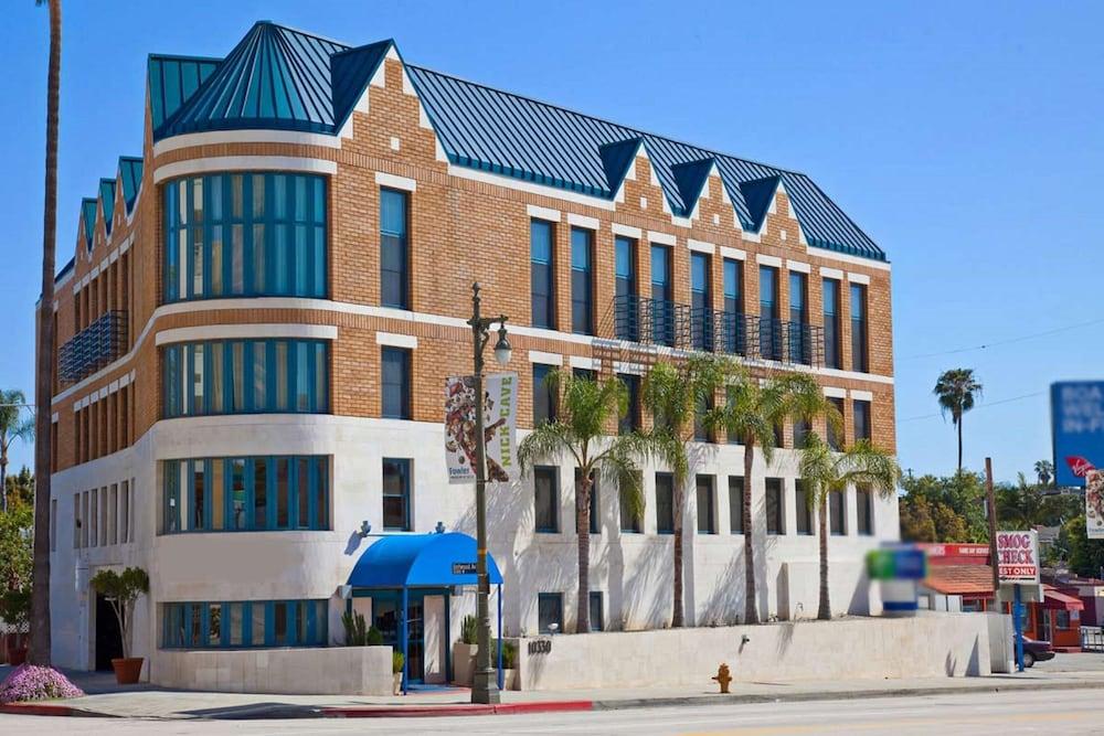Century Park Hotel, Los Angeles