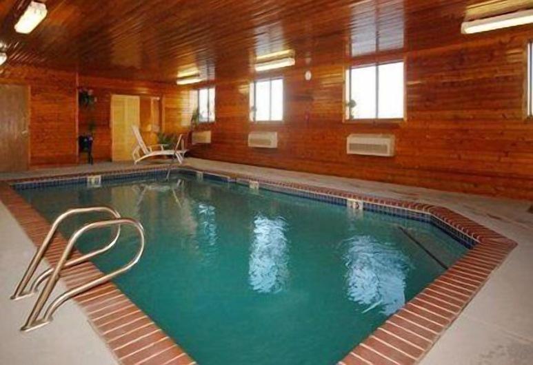 Econo Lodge , Longmont, Iekštelpu baseins