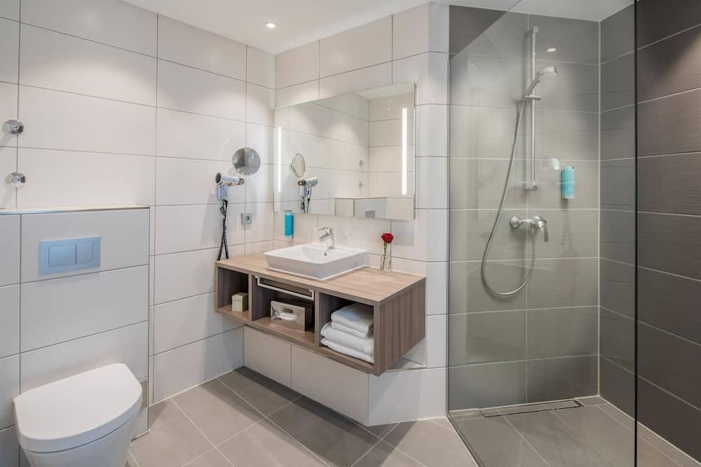 Superior szoba, 1 kétszemélyes ágy - Fürdőszoba