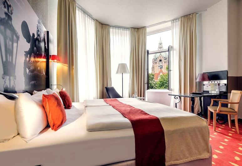 Mercure Hotel Hannover City, Hannover, Privilege, Superior Room, 1 Double Bed, Guest Room
