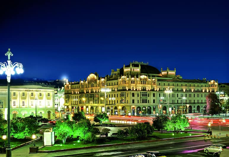 Hotel Metropol Moscow, Moscow, Hotel Front