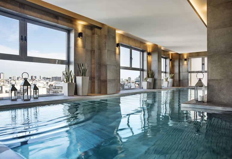 Alvear Palace Hotel-Leading Hotels of the World, Buenos Aires, Indoor Pool