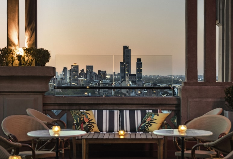 Alvear Palace Hotel-Leading Hotels of the World, Buenos Aires, Hotel bár