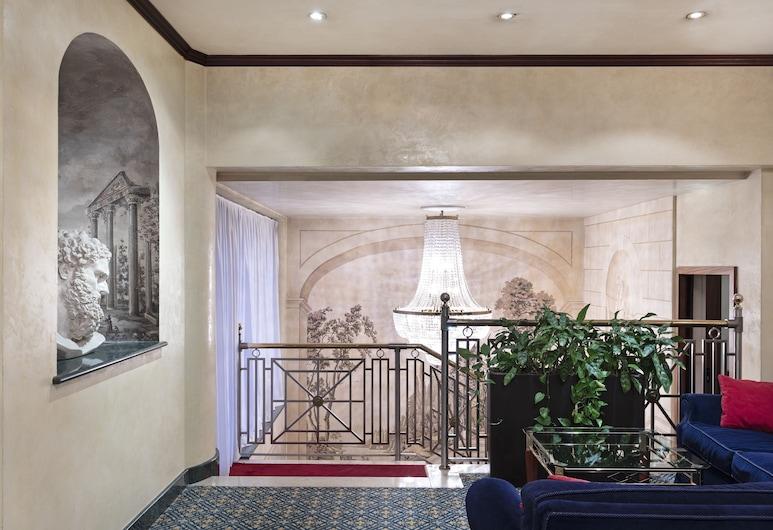 Hotel Internazionale, Bolonha, Interior do Hotel