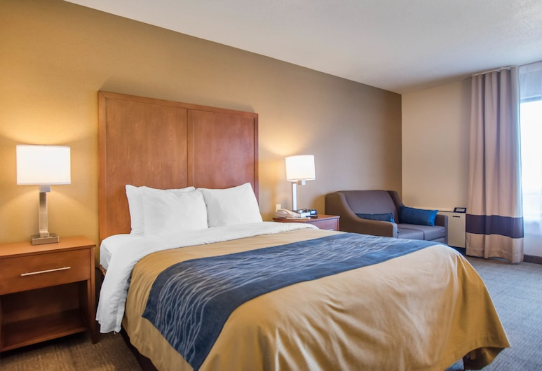 Comfort Inn, Bathurst, Habitación estándar, 1 cama Queen size, para no fumadores, Vista de la habitación