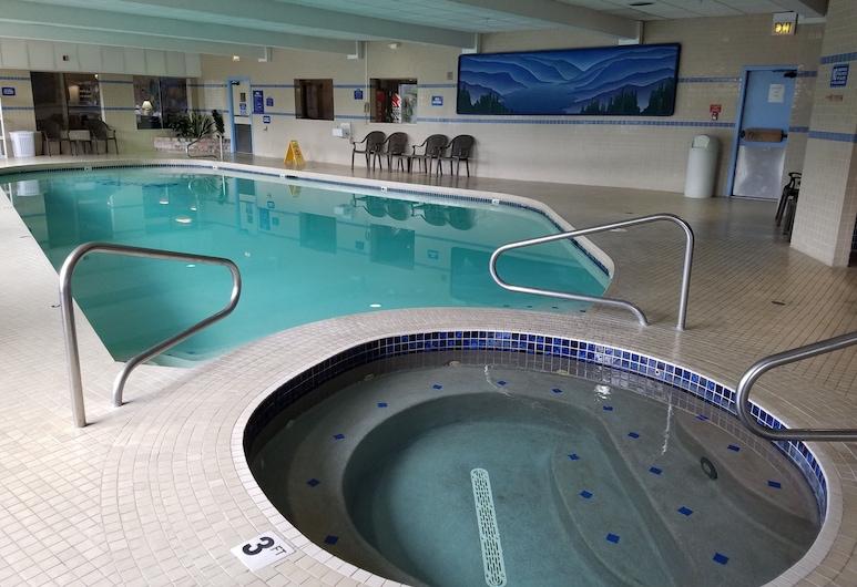 Shilo Inn & Suites - Tacoma, Tacoma, Kolam Renang Dalam Ruangan