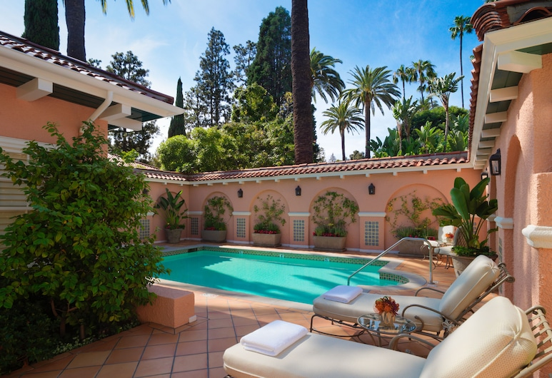 The Beverly Hills Hotel - Dorchester Collection, Beverly Hills, Bungalow (Bungalow 5), Pokój