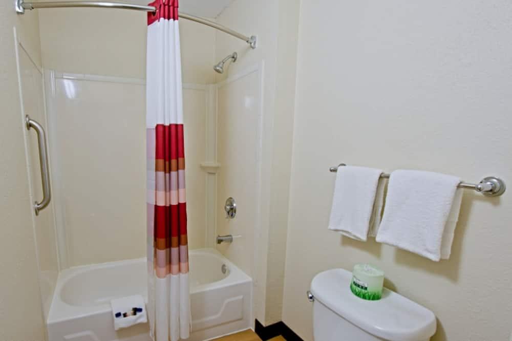 Deluxe-huone, 2 parisänkyä (Smoke Free) - Kylpyhuone