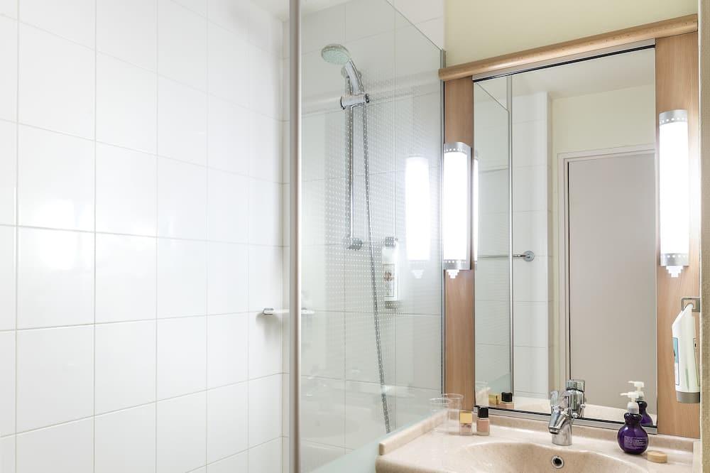 Standard - kahden hengen huone, 1 parisänky - Kylpyhuone