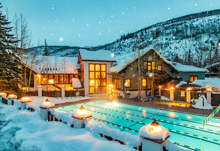 Vail Racquet Club Mountain Resort, Vail, Resepsiyon