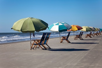 Enter your dates to get the Galveston hotel deal