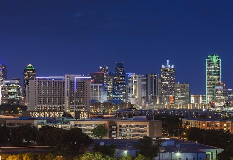 Sheraton Suites Market Center Dallas, Dallas, Phòng Suite, Nhiều giường, Không hút thuốc, Quang cảnh thành phố, Quang cảnh thành phố