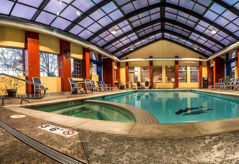 Best Western University Inn, Fort Collins, Āra baseins