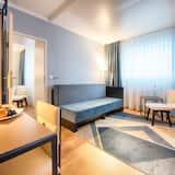 Apartmá s ložnicí a obývacím koutem - Obývací prostor