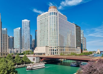 Foto do Sheraton Grand Chicago em Chicago