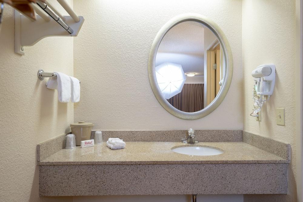 標準客房, 1 張特大雙人床, 無障礙, 非吸煙房 - 浴室