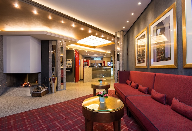 Best Western Plus Hotel St. Raphael, Hamburgo, Lobby