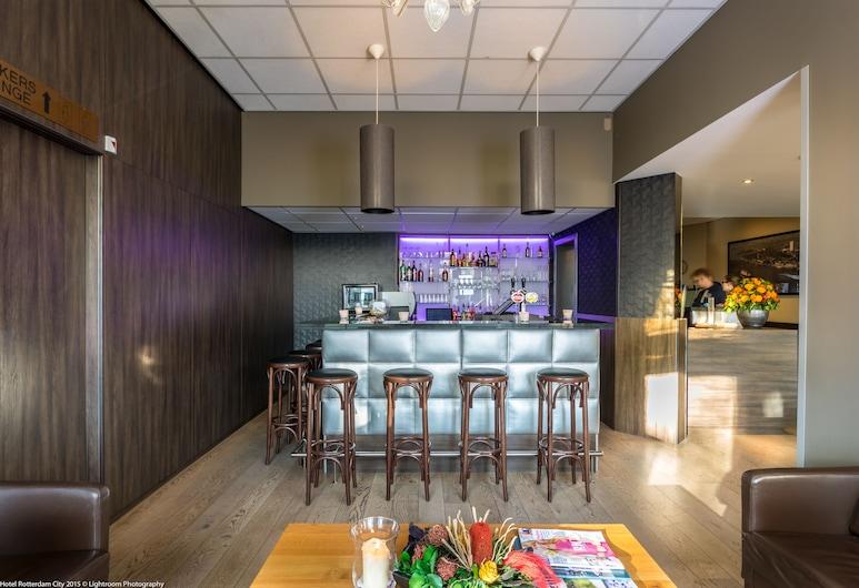 Hotel Rotterdam, Rotterdam, Hotel Bar