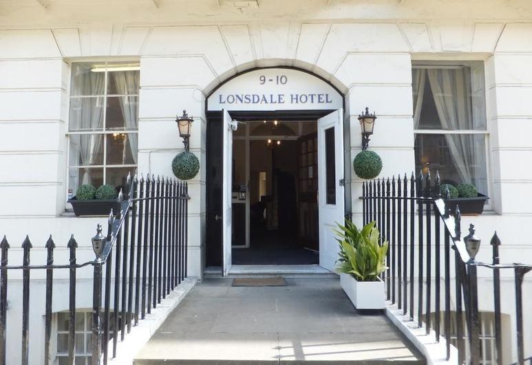 朗斯黛爾酒店, 倫敦