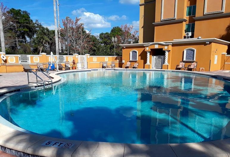 Radisson Hotel Orlando-Lake Buena Vista, Orlando, Basen odkryty