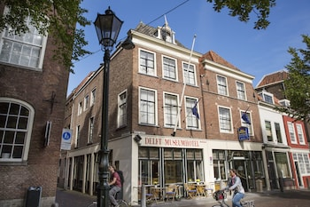 Foto van Best Western Museumhotels Delft in Delft