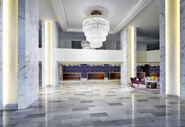 Sheraton Gateway Los Angeles Hotel, Los Angeles, Tiền sảnh