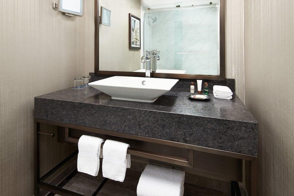 休閒客房 - 浴室