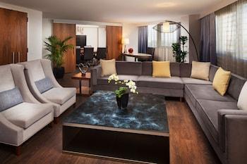 Nuotrauka: Sheraton Gateway Los Angeles Hotel, Los Andželas