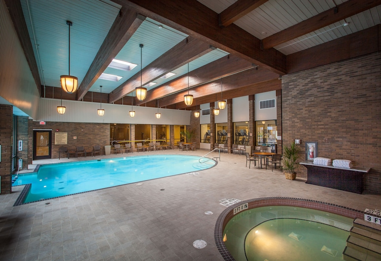 Doubletree by Hilton Pittsburgh Greentree, Pittsburgh, Indoor Pool