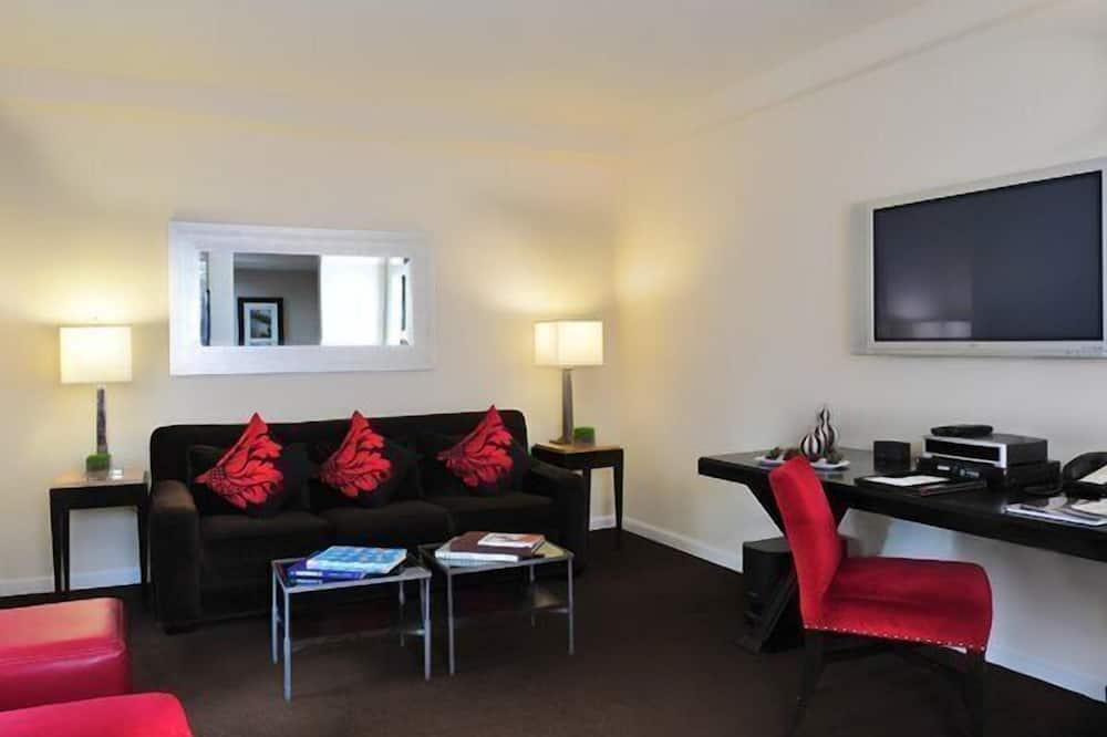 Executive-Suite, 1King-Bett - Wohnbereich