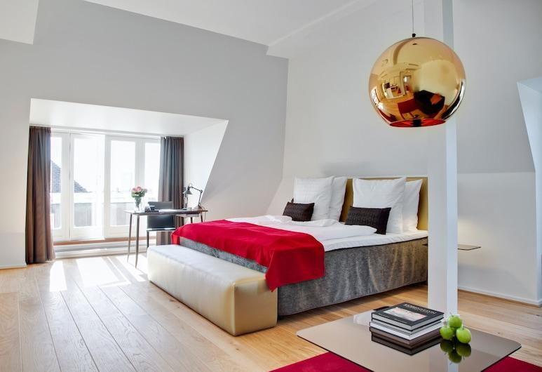 スカンディック パレス ホテル, コペンハーゲン, スーペリア ルーム キングベッド 1 台 (Plus), 部屋