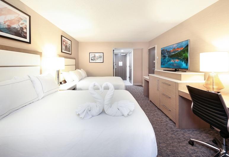 DoubleTree by Hilton Virginia Beach, Virginia Beach, Room, 2 Double Beds, Accessible, Non Smoking, Guest Room