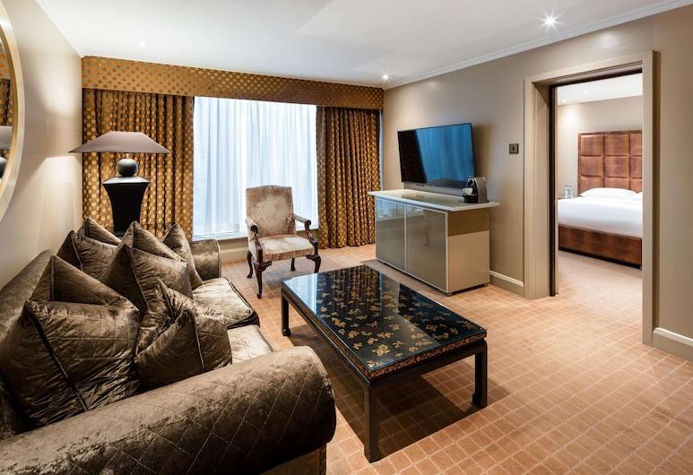 Radisson Blu Edwardian Heathrow Hotel & Conference Centre, London, Hayes, Junior Suite, Soba za goste