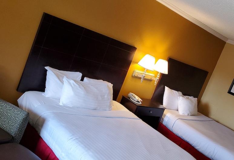 Sweet Dream Inn, פנסקולה, חדר, 2 מיטות קווין, חדר אורחים