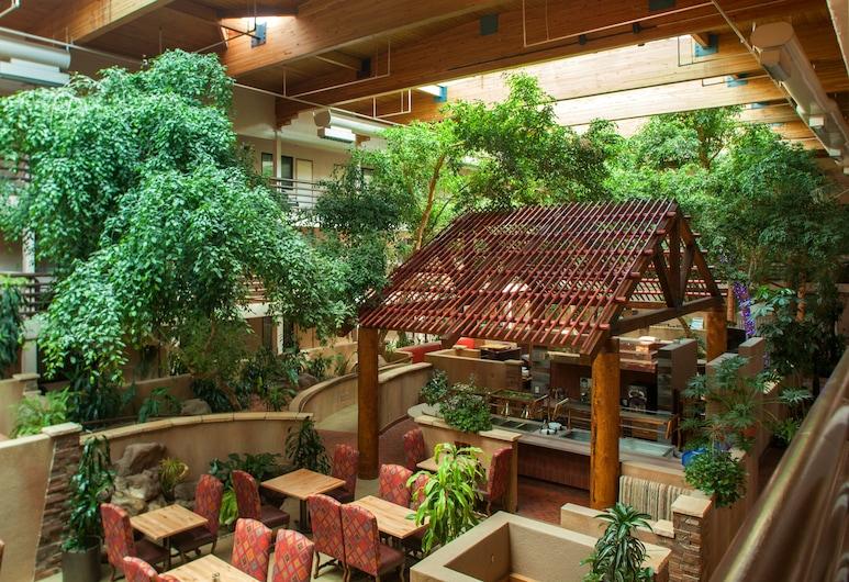 グランド キャニオン プラザ ホテル, グランド キャニオン, 中庭