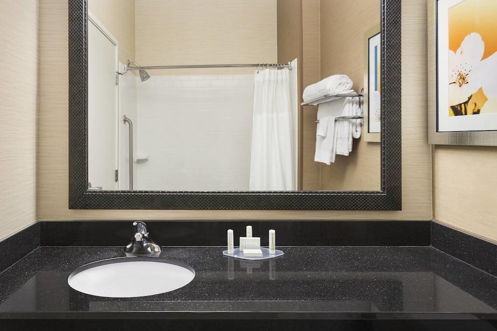 Δωμάτιο, 1 King Κρεβάτι, Μη Καπνιστών - Μπάνιο
