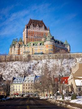 A(z) Fairmont Le Chateau Frontenac hotel fényképe itt: Quebec