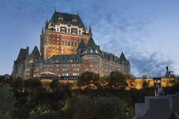 Picture of Fairmont Le Chateau Frontenac in Quebec