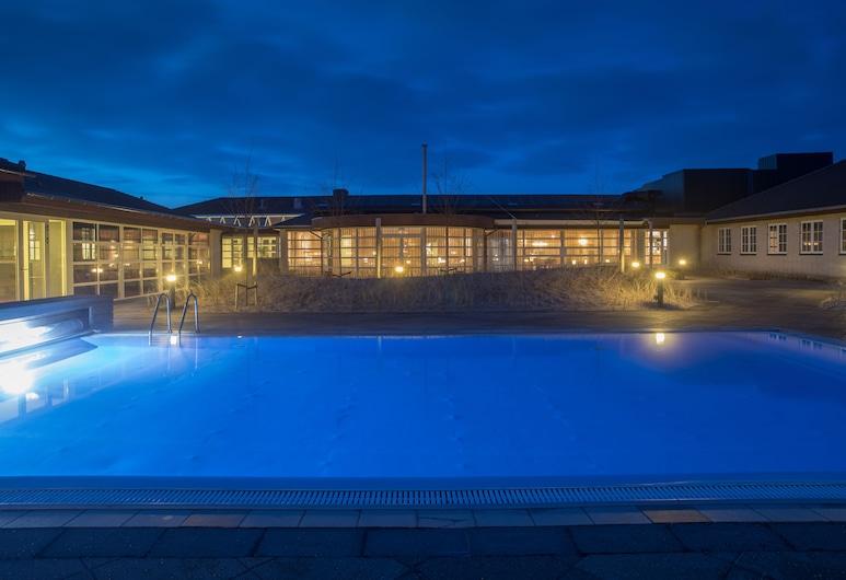 カラー ホテル スカーゲン, スカーゲン, 屋外プール