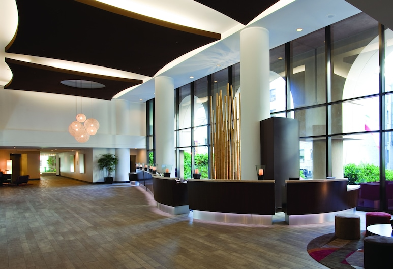 Parc 55 San Francisco - A Hilton Hotel, San Francisco, Reception