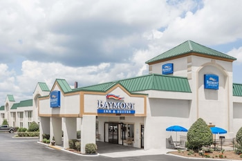 Foto van Baymont by Wyndham Greensboro/Coliseum in Greensboro