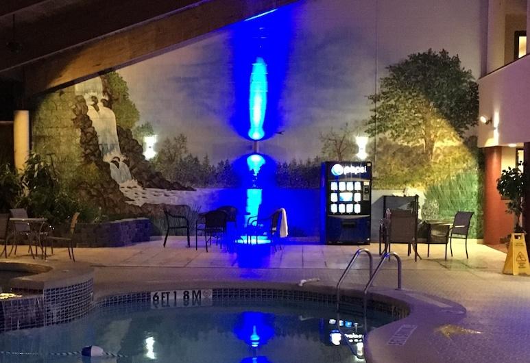 Grand Prairie Hotel, Enid, Iekštelpu baseins