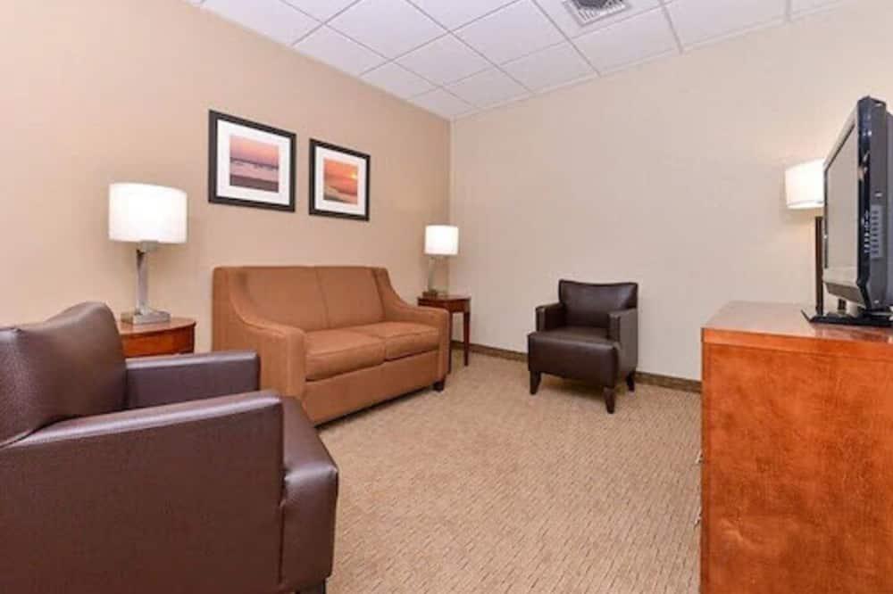 Suite - flere senge - ikke-ryger - Stue